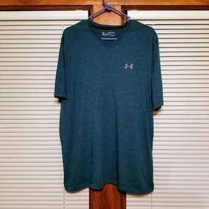 Under Armour Threadborne V-Neck Tee